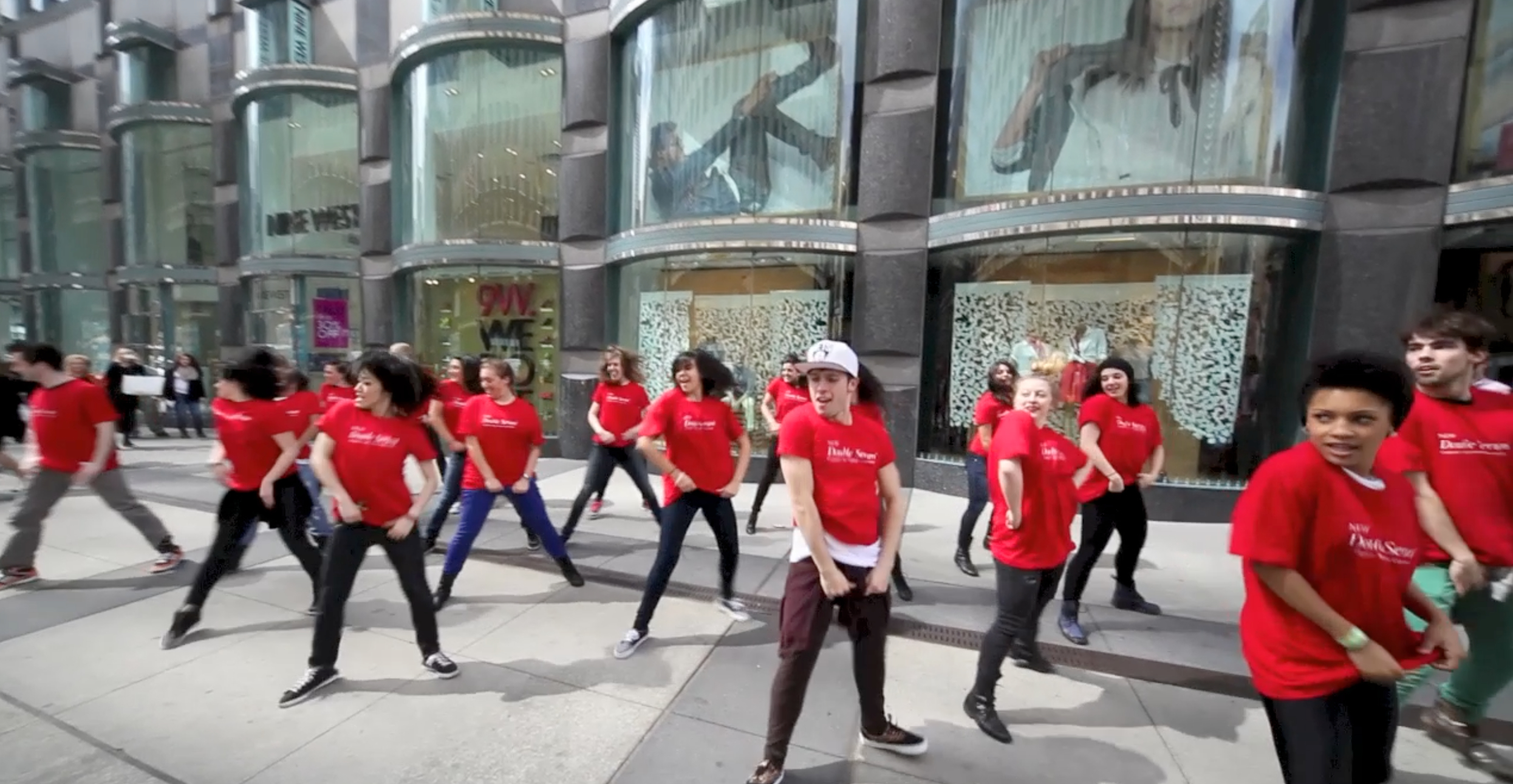 best flash mob videos